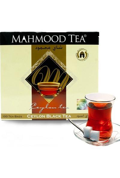 Mahmood Tea Sallama Çay 100 Adet