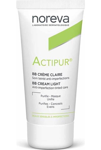 Noreva Actipur Bb Cream Light 30Ml