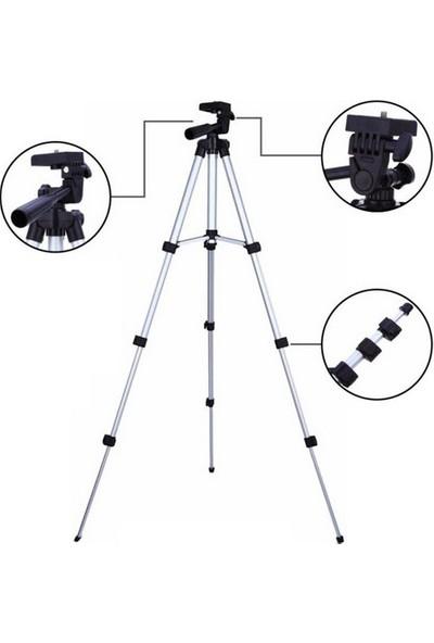 Tefeng TF3110 102 cm Kamera ve Fotoğraf Makine Tripodu