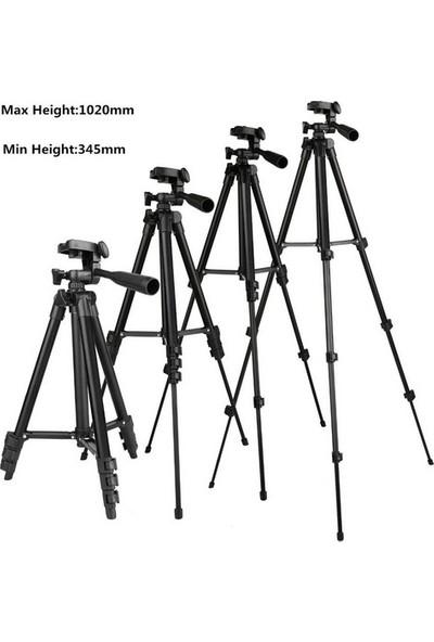 Tefeng TF3120 102 cm Kamera ve Fotoğraf Makine Tripodu