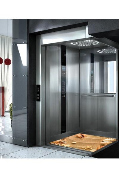 Akbel Asansör ve Krom Parlatıcı 5 LT + Çok Amaçlı Genel Temizlik Spreyi ve Uygulama Spreyi