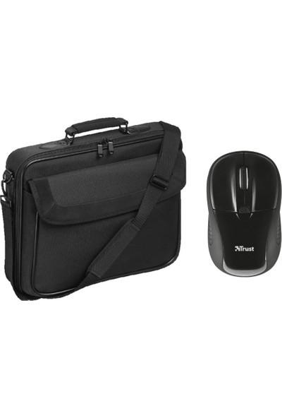 """Targus TAR300Z 15.6"""" Notebook Çantası + Trust PRIMO 20322 Kablosuz Mouse 1600 DPI"""