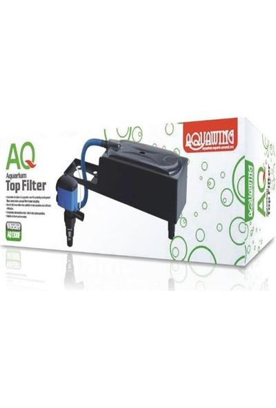 Aquawing AQ1300F Tepe Filtre 25W 1500L/H