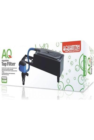 Aquawing AQ1500F Tepe Filtre 30W 1800L/H