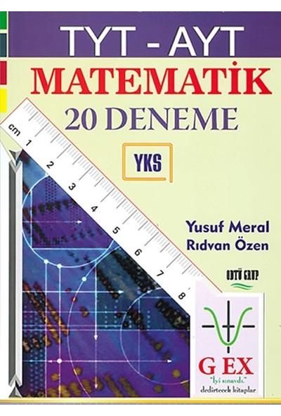 Tyt – Ayt Matematik Denemeleri - Yusuf Meral - Rıdvan Özen