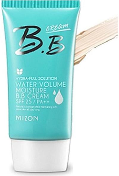 Mizon Water Volume Moisture Bb Cream - Su Geçirmez Nemlendirici Bb Krem Spf25 Pa++ Güneş Korumalı