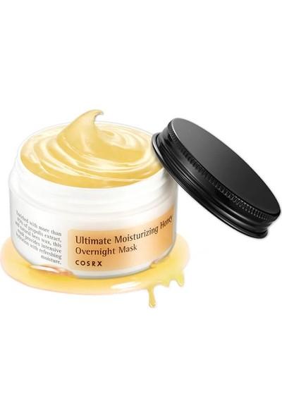 Cosrx Ultimate Moisturizing Honey Overnight Mask- Nemlendirici Bal Ekstreli Spa Maskesi