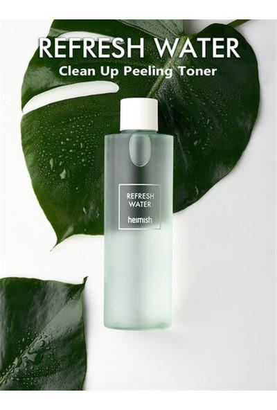Heimish Refresh Water - Aha Bha İçeren Cilt Dengeleyici Arındırıcı Günlük Tonik