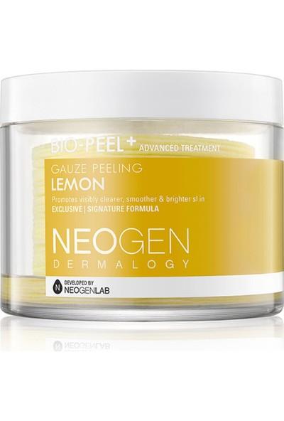 Neogen Bio-Peel Gauze Peeling Lemon - Kimyasal Mekanik Peeling İkisi Bir Arada Çözüm