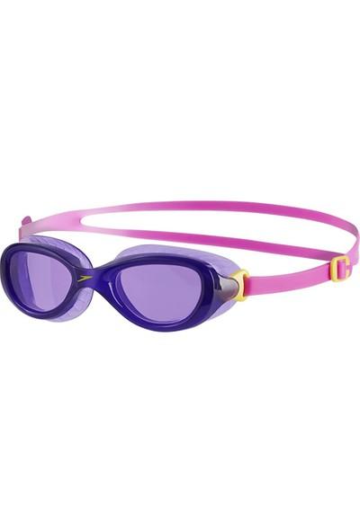 Speedo Çocuk Yüzücü Gözlükleri 8-10900B983 Futura Classic Ju Purp Pink