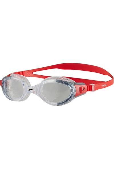 Speedo 8 11532B979 Futura Biofuse Flexiseal Yüzücü Gözlüğü Gri