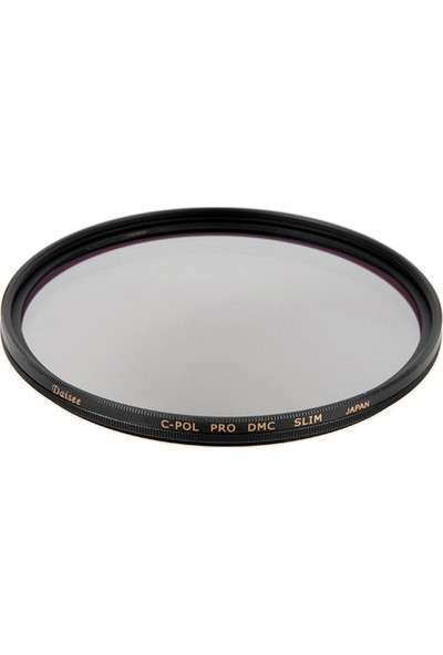 Daisee 55Mm C-Pol Pro Dmc Slim Cpl Circular Polarize Filtre