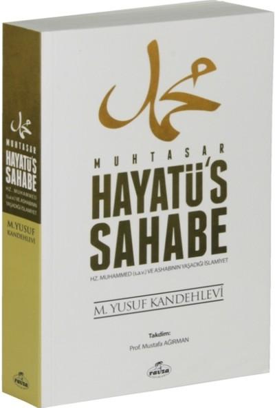 Muhtasar Hayatü'Üs Sahabe (Karton Kapak) - M. Yusuf Kandehlevi