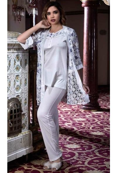 Barina Lohusa 3'lü Pijama Takım