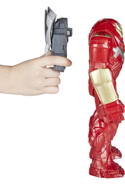 Avengers Infinity War Titan Hero Hulkbuster Özel Figür