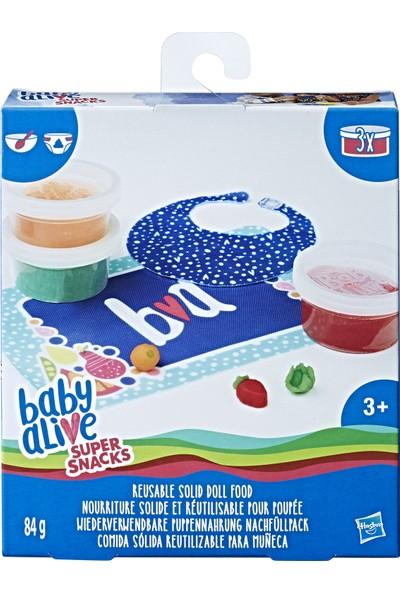 Baby Alive Super Snacks Yedek Mama Paketi