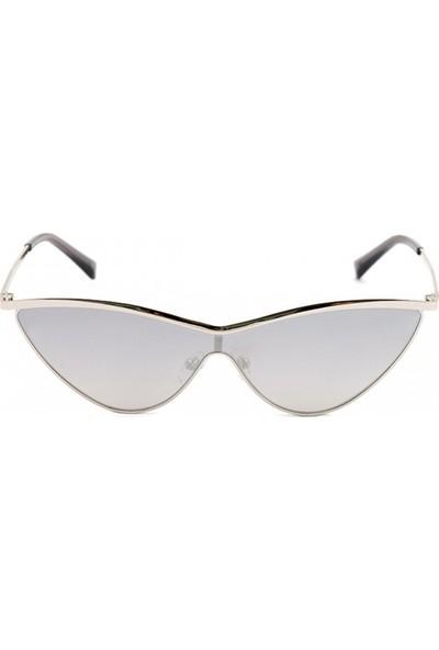 RETRO LIMITED XXIX Gümüş Kadın Güneş Gözlüğü