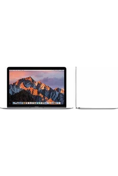 """Apple MacBook Intel Core i5 7Y54 8GB 512GB SSD macOS X 12"""" QHD Taşınabilir Bilgisayar MNYJ2TU/A - Gümüş"""