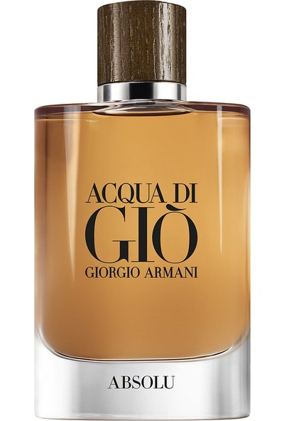 Giorgio Armani Acqua Di Gio Homme Absolu Edp 125 Ml Erkek Parfüm