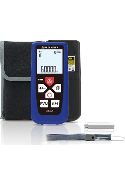 Precaster HT60 60m Profesyonel Bluetooth Lazermetre