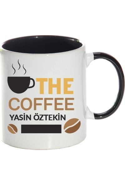 Kişiye Özel The Coffee Sihirli Kupa Bardak - tk6115