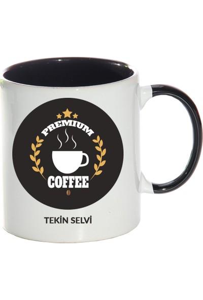 Kişiye Özel Coffee 2 Sihirli Kupa Bardak - tk6085