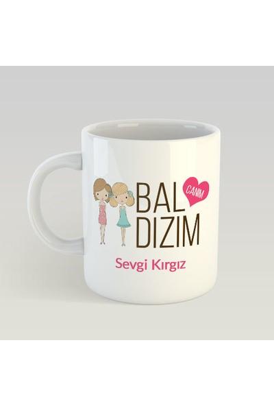 Kişiye Özel Baldız Kupa Bardak - tk5903