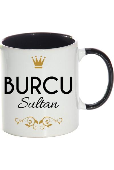 Kişiye Özel Sultan Tasarımlı Sihirli Kupa Bardak - tk3527