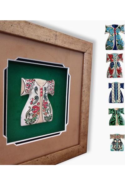 Btu Collection El Yapımı Çini Kaftan