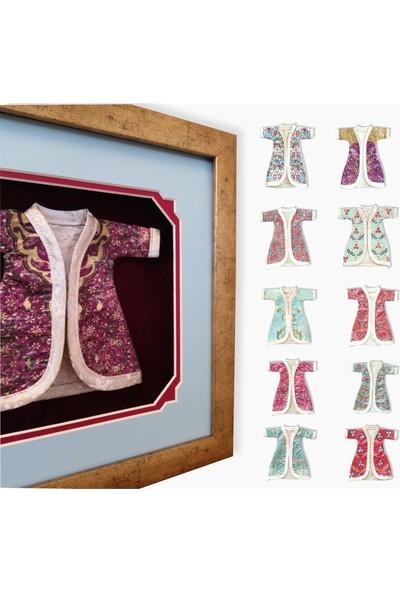 Btu Collection Minyatür Şehzade Kaftanı