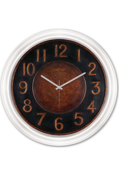 Cadran Luxury Dekoratif Camlı Duvar Saati CDX259