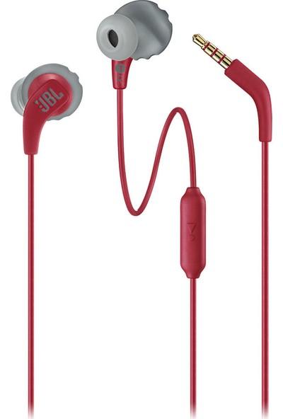 JBL Endurance Run Mikrofonlu Kulakiçi Kırmızı IPX5 Suya Dayanıklı Spor Kulaklık