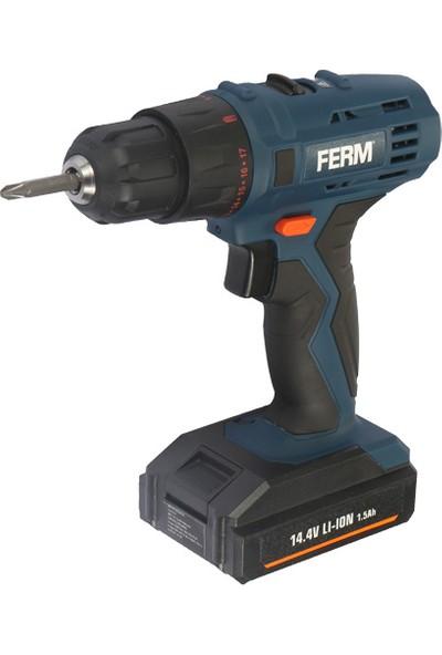 Ferm Power Cdm1130 Akülü Lı-On Matkap 14,4V 1,5Ah