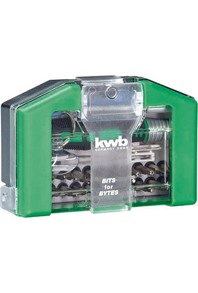 Kwb Bıt-Box,30 Pıeces Bıts & Bytes