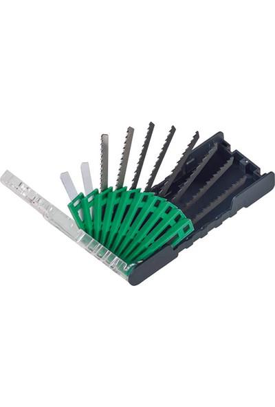 Kwb Dekupaj Testere Bıçak Seti 10 Pcs Yeni