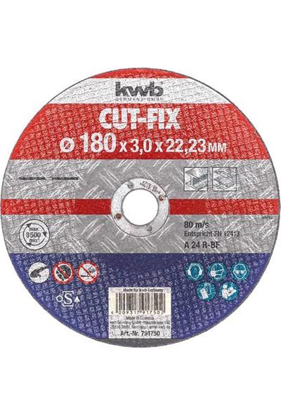 Kwb Flex Taşı Metal Kesici 178 X 3 X 22 Mm