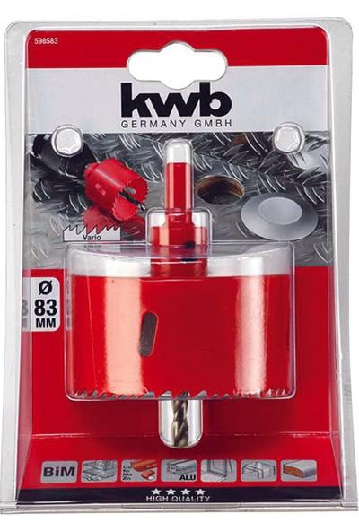 Kwb Bi-Metal Panç 83Mm
