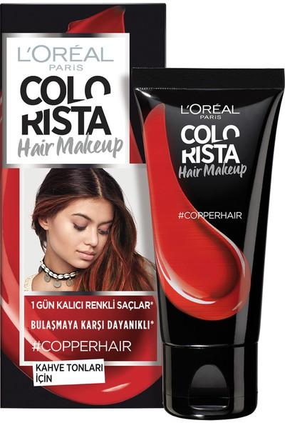 L'Oréal Paris Colorista Hair Makeup Copper