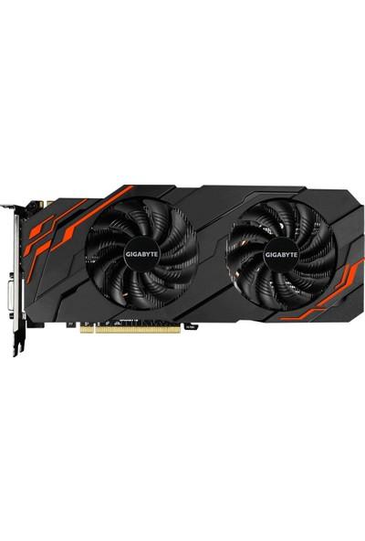 Gigabyte Nvidia Geforce GTX 1070 Ti 8GB 256Bit GDDR5 PCI-E 3.0 Ekran Kartı GV-N107TWF2-8GD