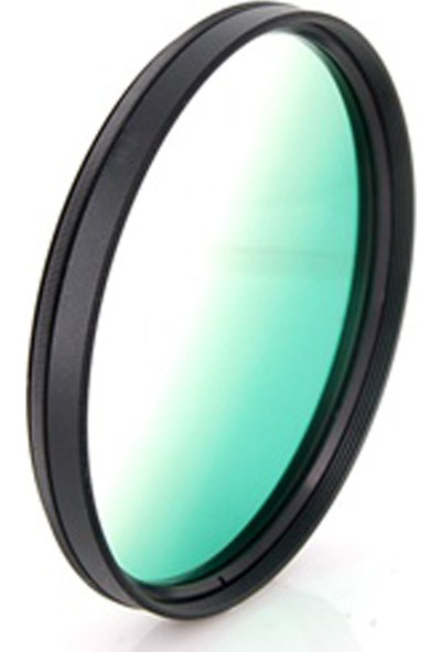 AZT 52mm Gradual Degrade Kademeli Yeşil Green Efekt Filtre