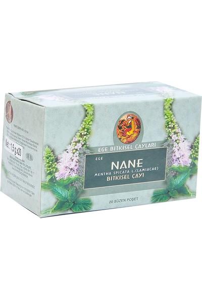Ege Lokman Nane Bitki Çayı 20 Süzen Poşet