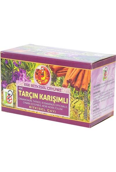 Ege Lokman Tarçın Karışımlı Bitkisel Çay 20 Süzen Pşt