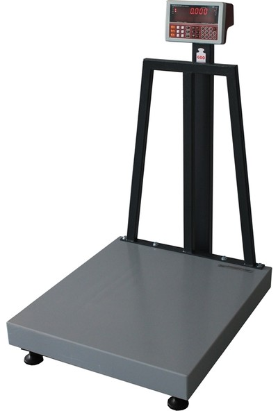 Arester RF-LED 70x80 600 Kg Fiyat Hesaplamalı Onaylı Baskül