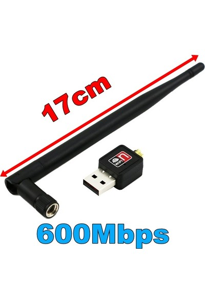 Concord 600 Mbps USB WiFi Wireless Adaptör