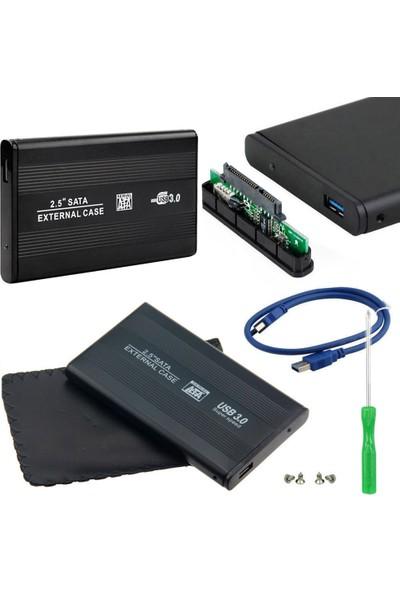 """LineOn USB 2.5"""" Harici HDD Kutusu USB 3.0 Alüminyum"""