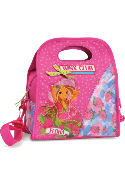 Winx Beslenme Çanta Club Strawberry Fruit 25 x 28 x 12 cm