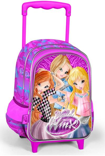 Winx Çekçek Okul Çantası (63251)