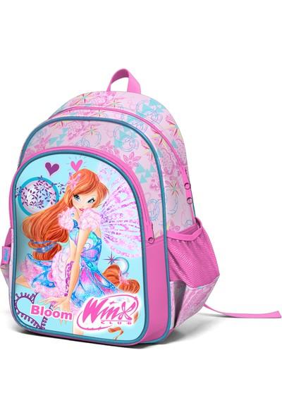 Yaygan Winx Club Bloom Okul Sırt Çantası (63280)