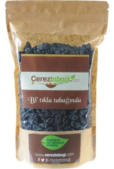 Çerez Tabağı Çekirdekli Siyah Üzüm Keçimen 500 gr