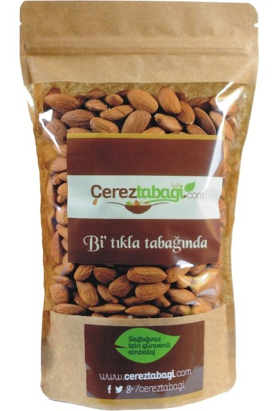 Çerez Tabağı Badem 200 gr